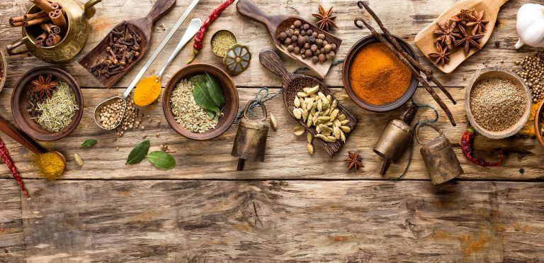 Top 5 Herbs and Spices to Boost Your Gut Health