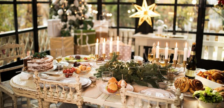 Christmastime Calorie Count: What Makes Up a Holiday Dinner?