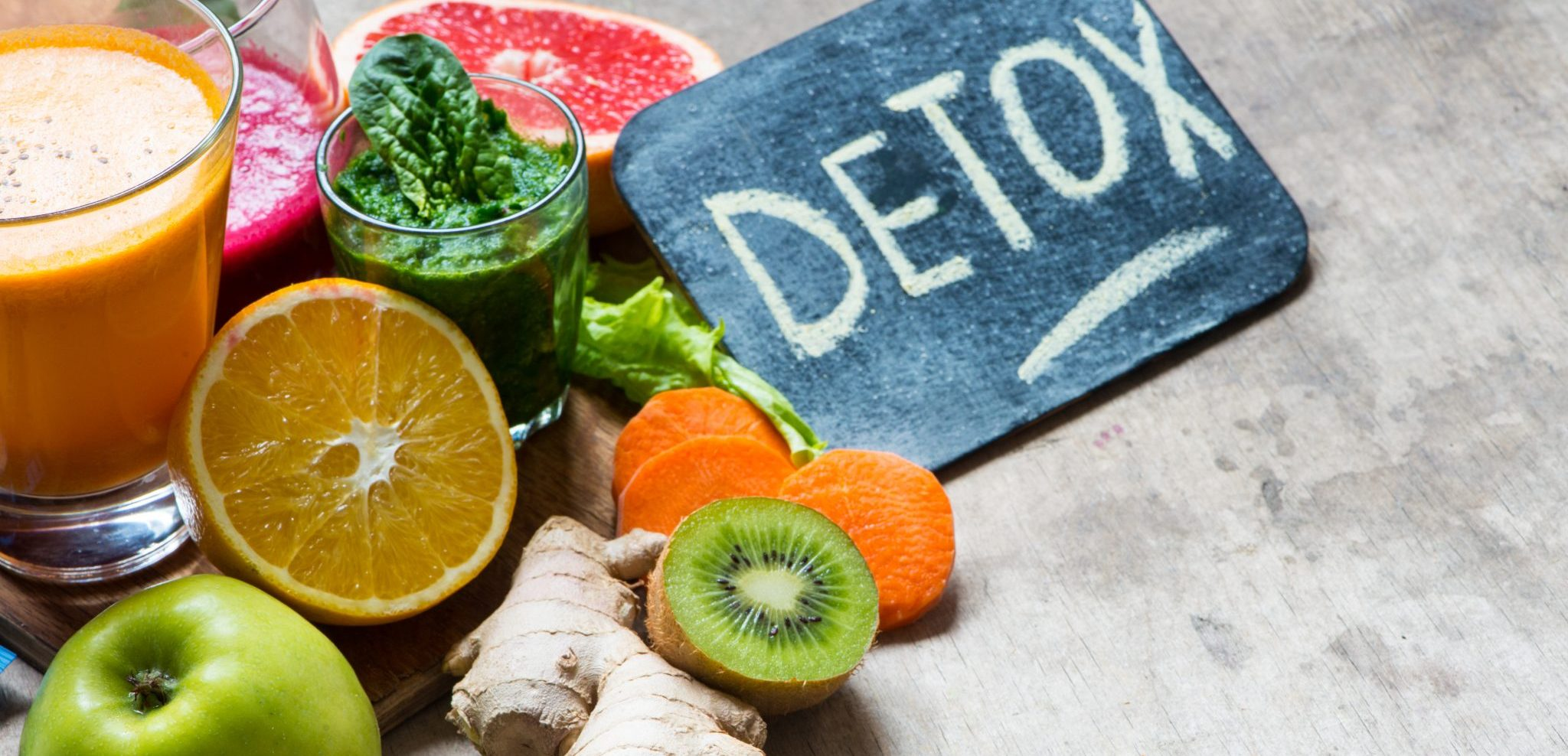 Easy-to-Make Detox Drinks to Cleanse Your Most Vital Organs