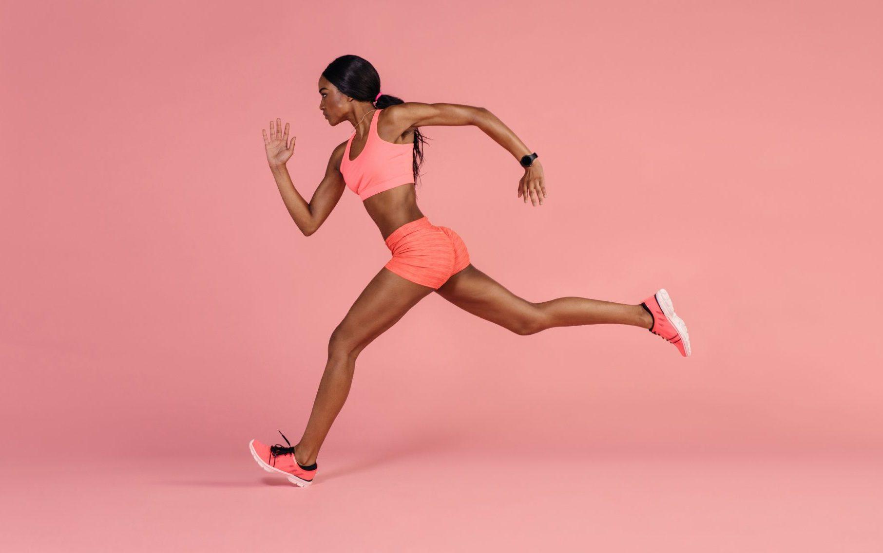 running determination