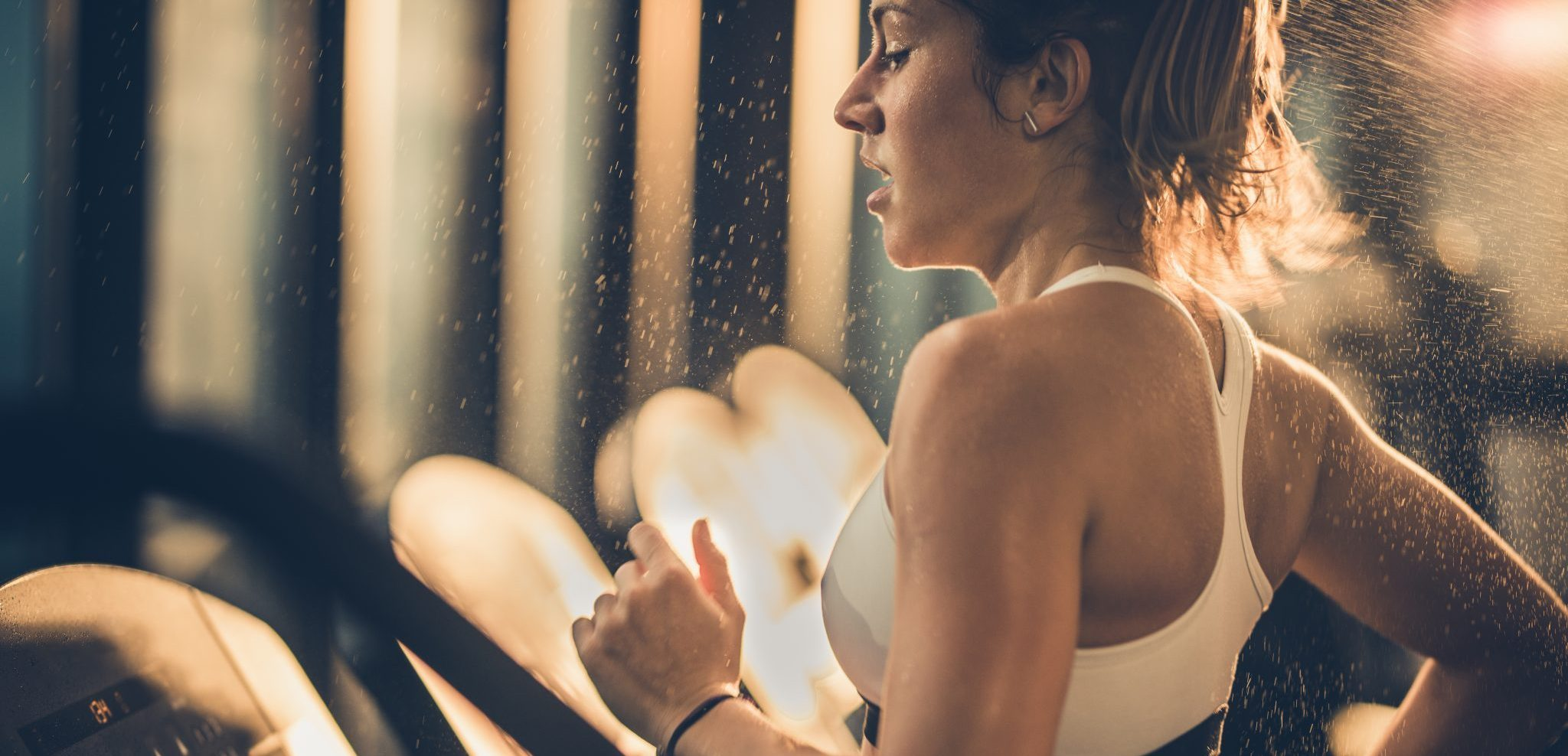 Not Sweating During a Workout? Here's When to Worry