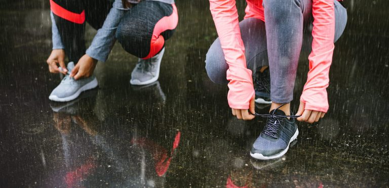 8 Tips for Running in the Rain While Staying Healthy