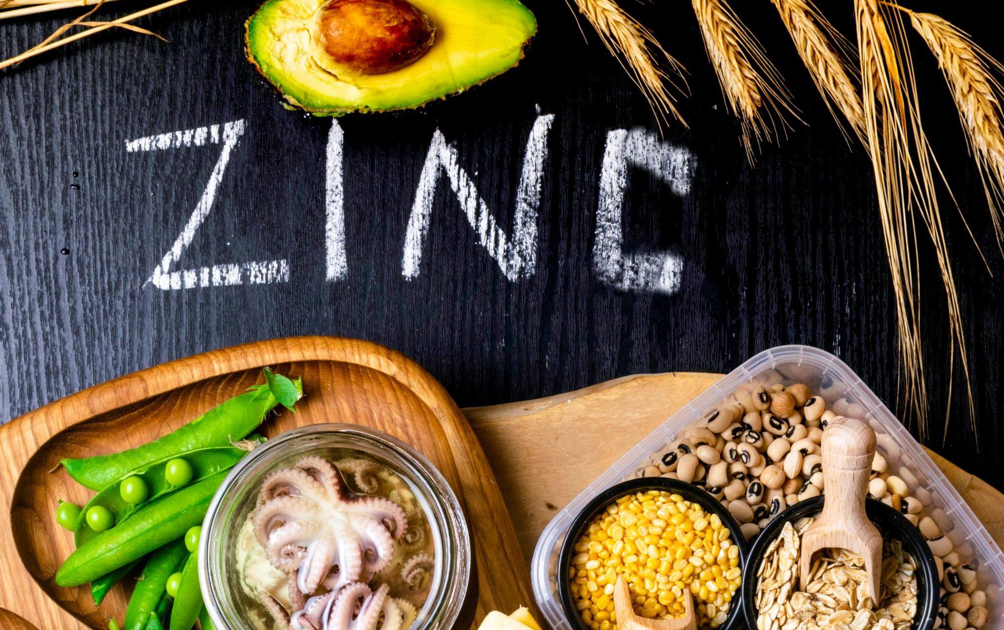 zinc mineral