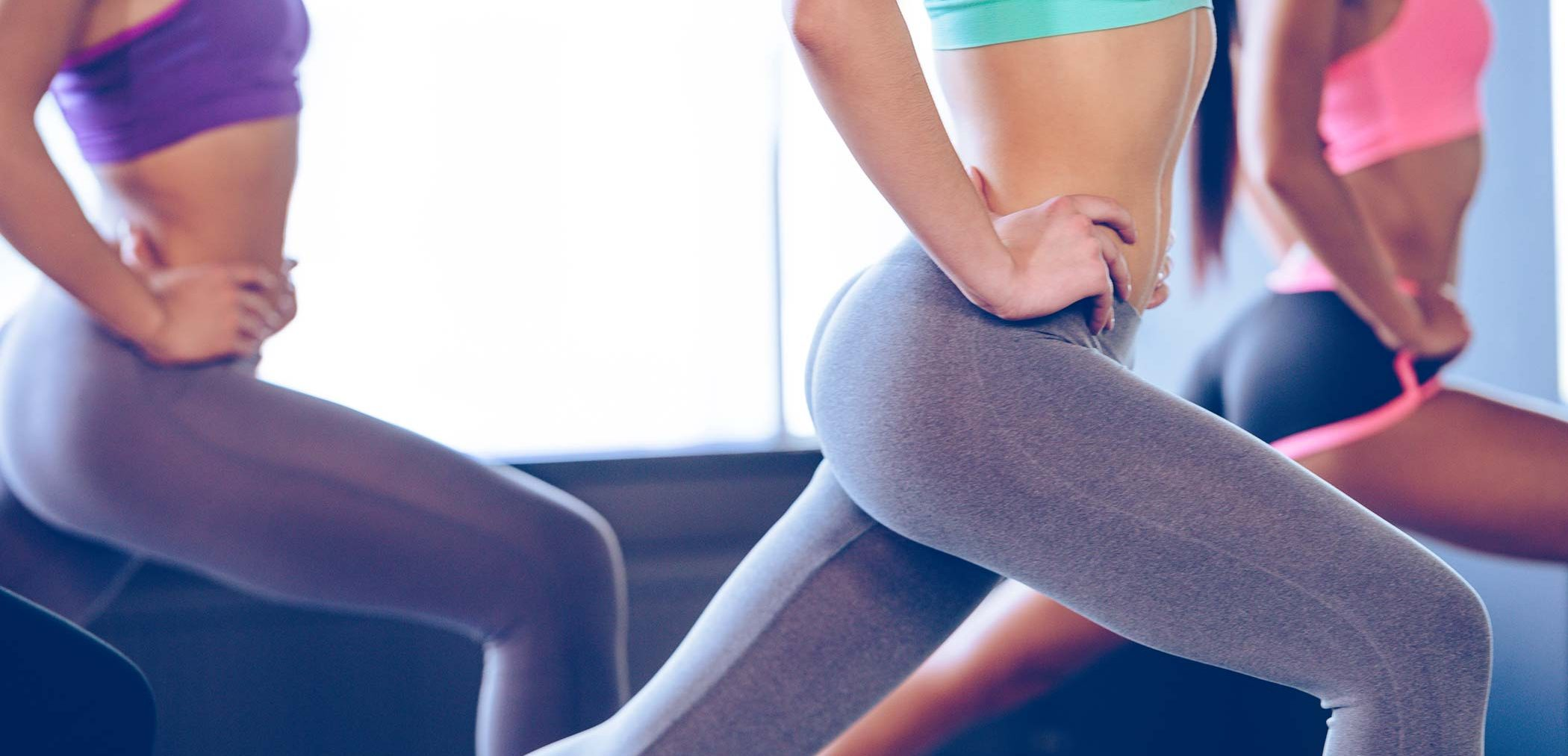 The Secret to Thin Thighs and Firm Bums