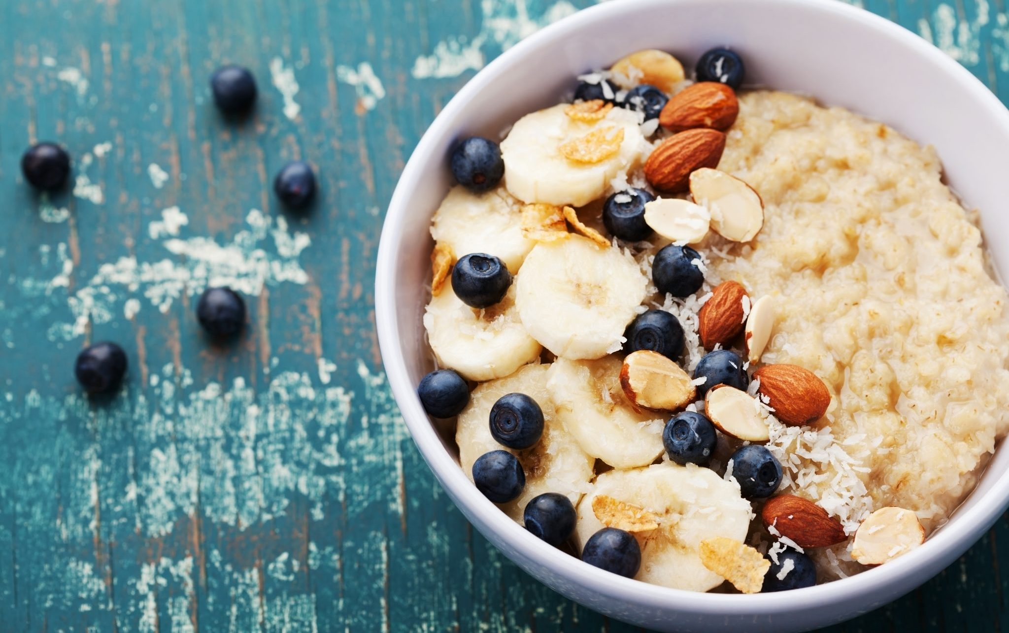 oatmeal nuts