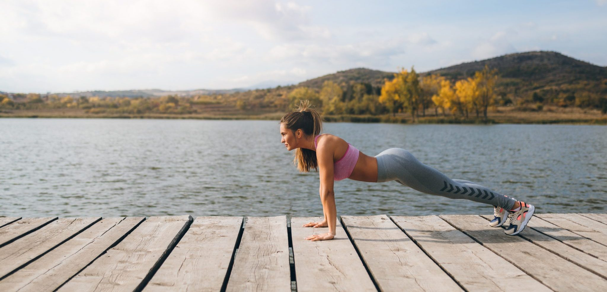Your 28-Day Plank Challenge to a Better Body