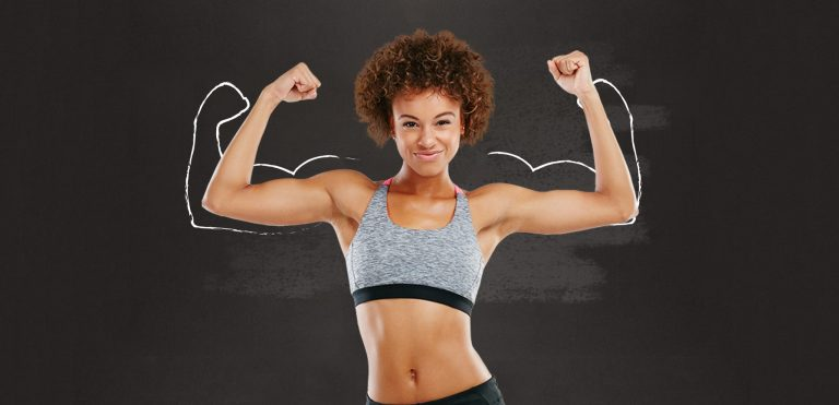 Look Good in Your LBD: Top 5 Exercises to Bust Arm Fat