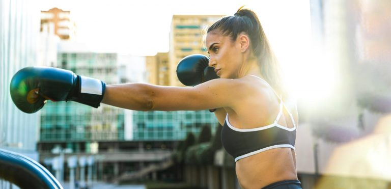 5 Reasons You Should Consider Boxing While Losing Weight