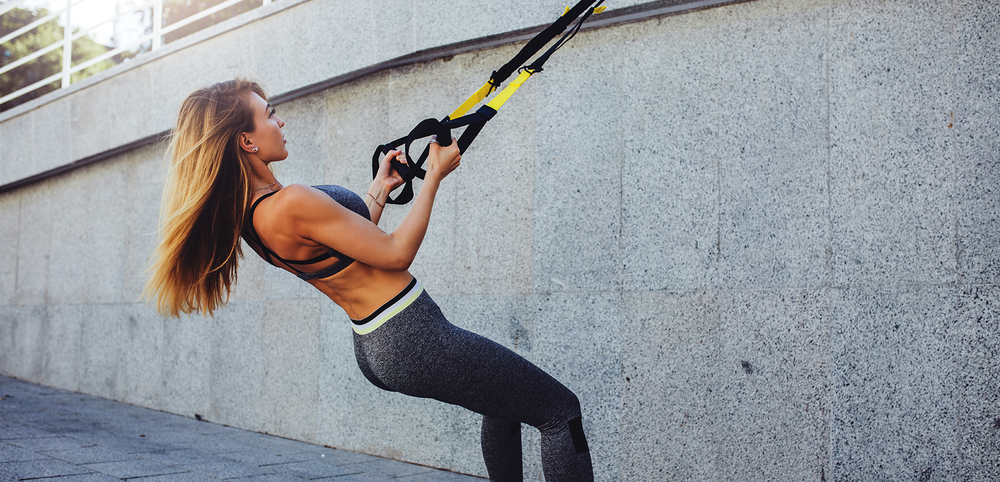 Ultimate TRX Exercise Plan for Your Full Body