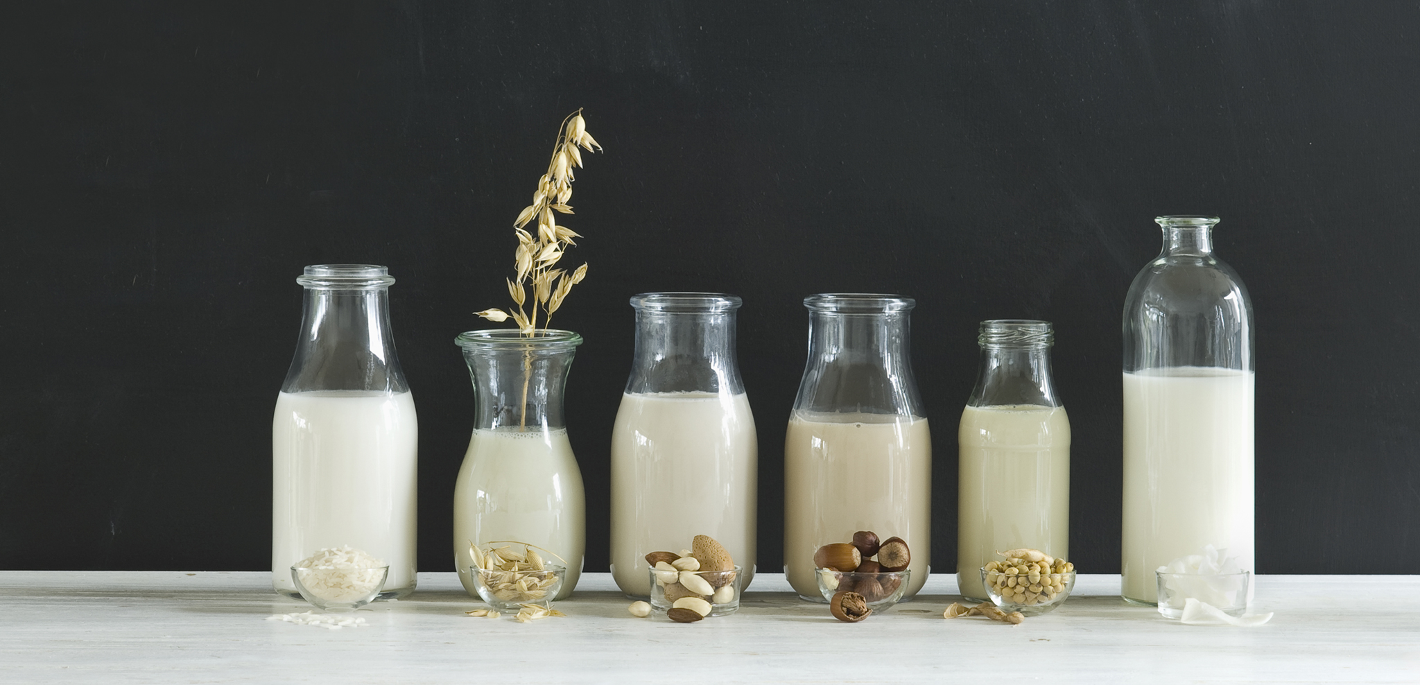 Which One Is The One? 5 Healthiest Milk Alternatives