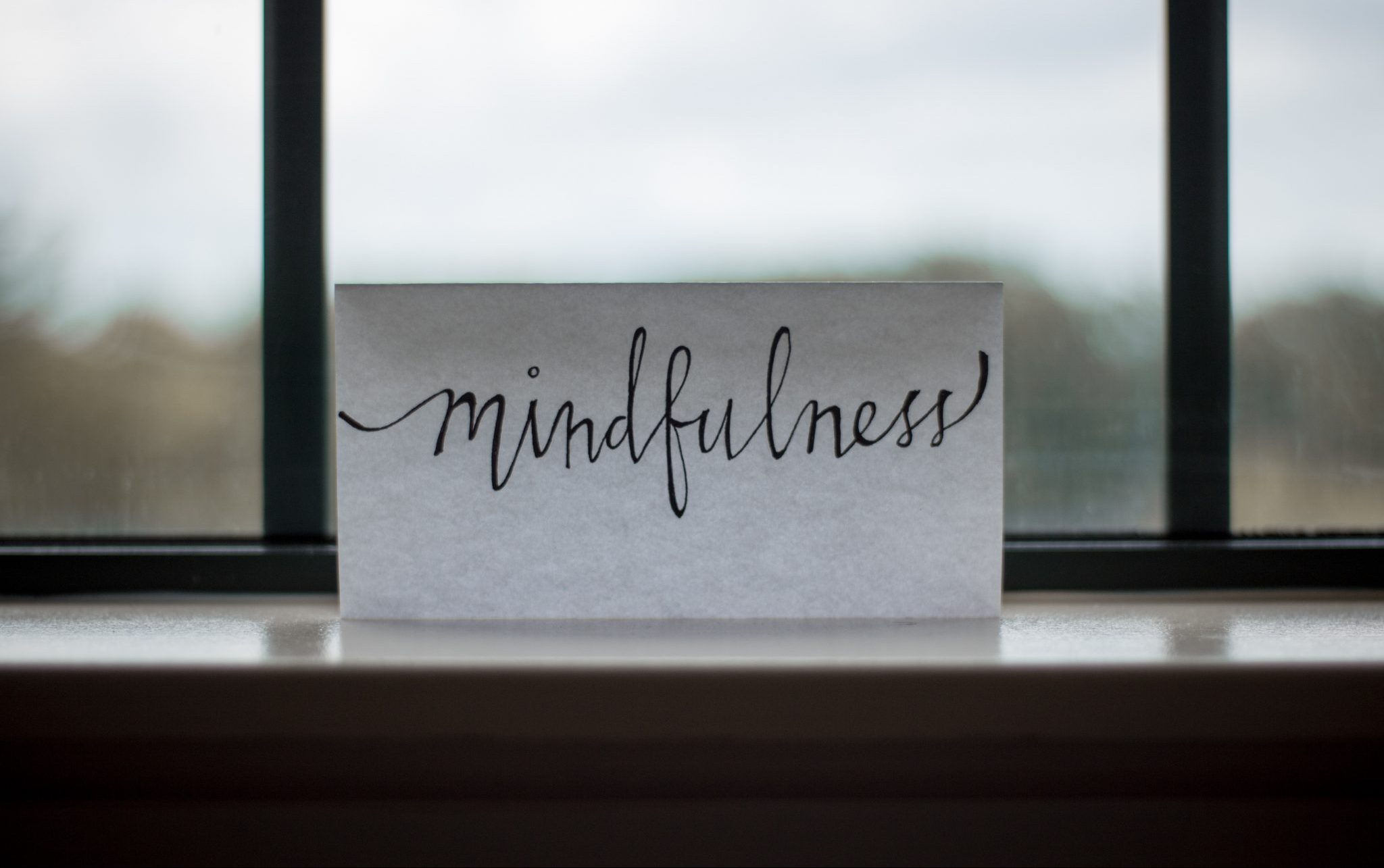mindful note