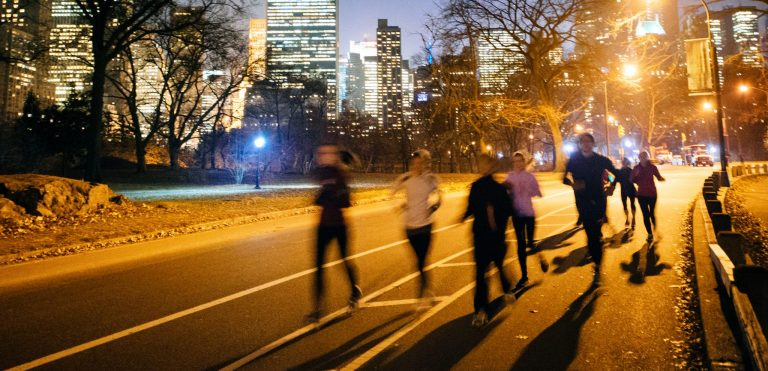 Running for Night Owls––Benefits of Bedtime Running