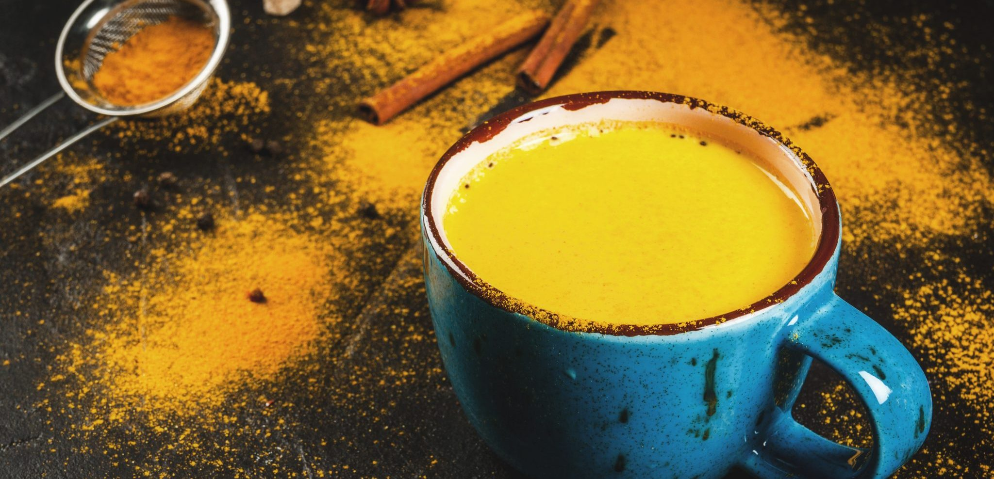 Golden Drink: Health Benefits of Turmeric Milk + Recipe