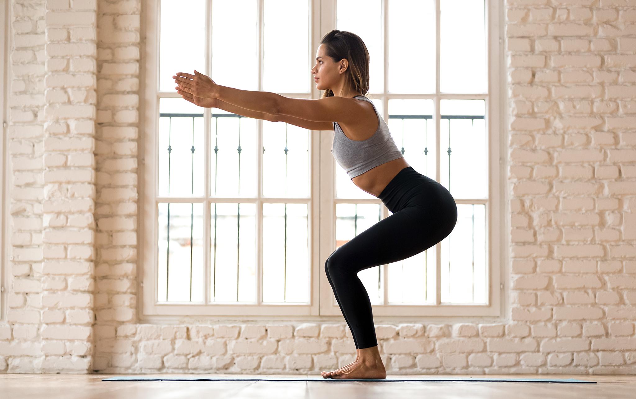 half-squat