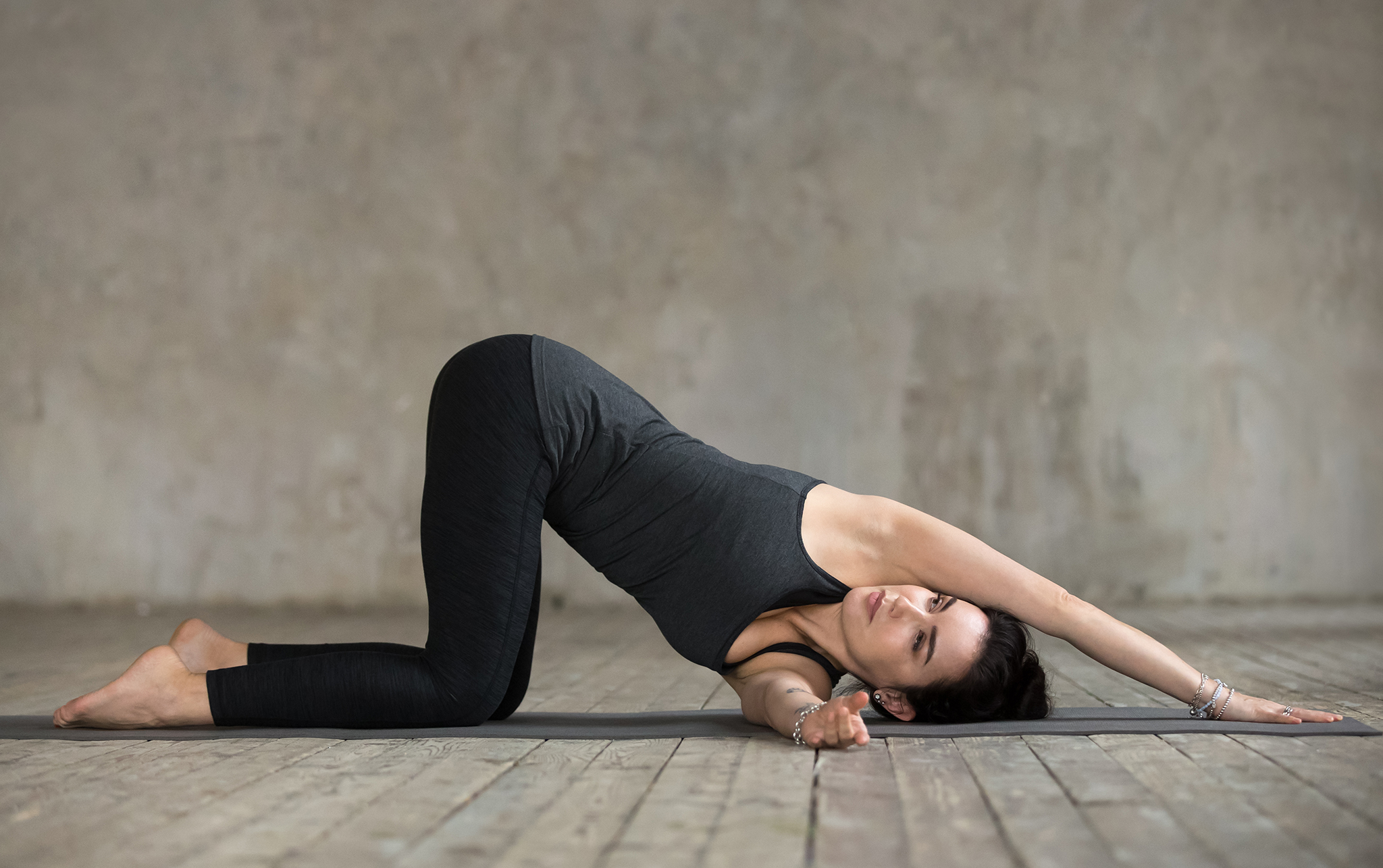 Try Out These Stretches To Work On Your Muscle Flexibility