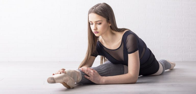 Lean and Flexible: Simple Ballet Stretches to Do After Work