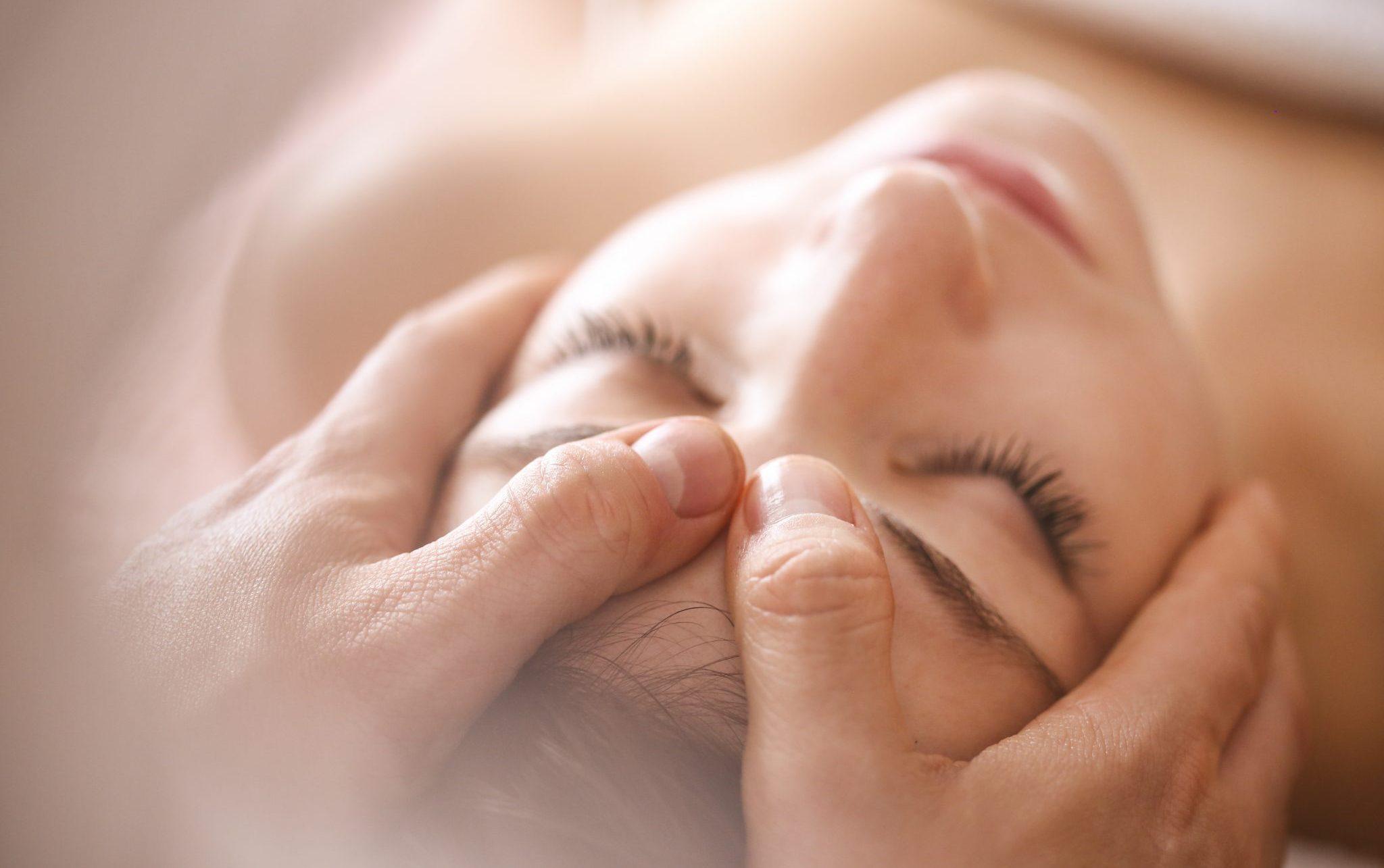 massage for headaches