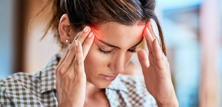 How to Get Rid of Your Headache with Self-Massage