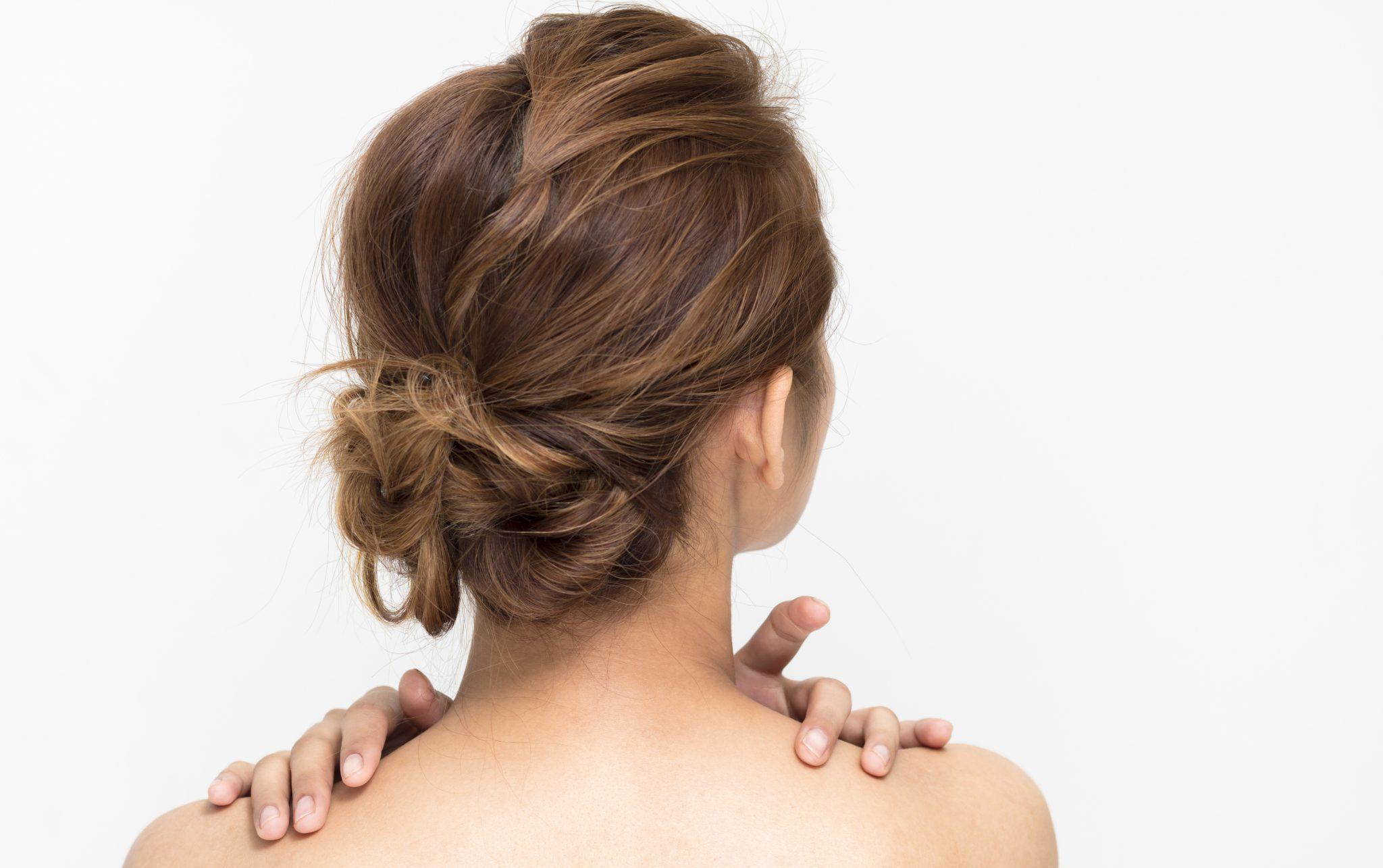 DIY lymphatic massage