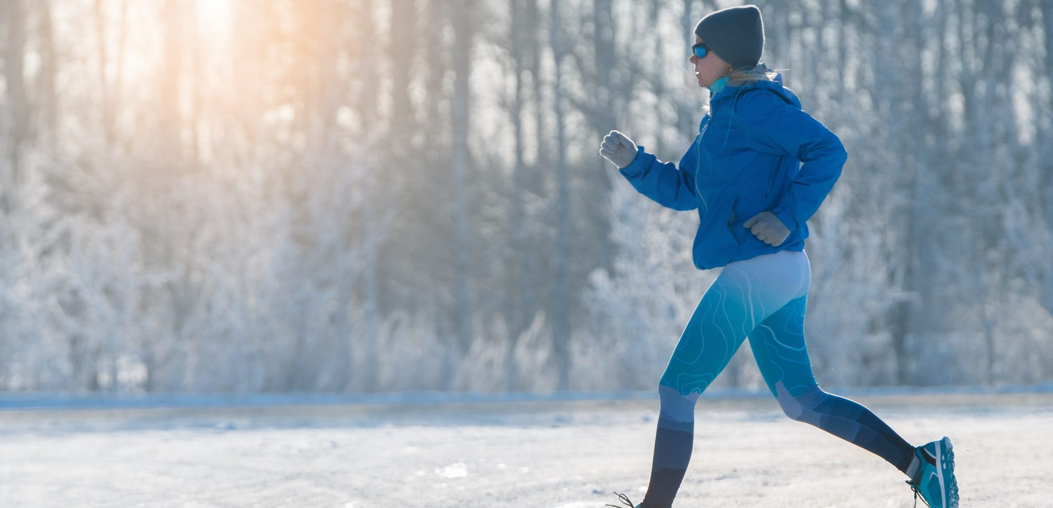 How to Dress for Winter Workouts & Stay Warm