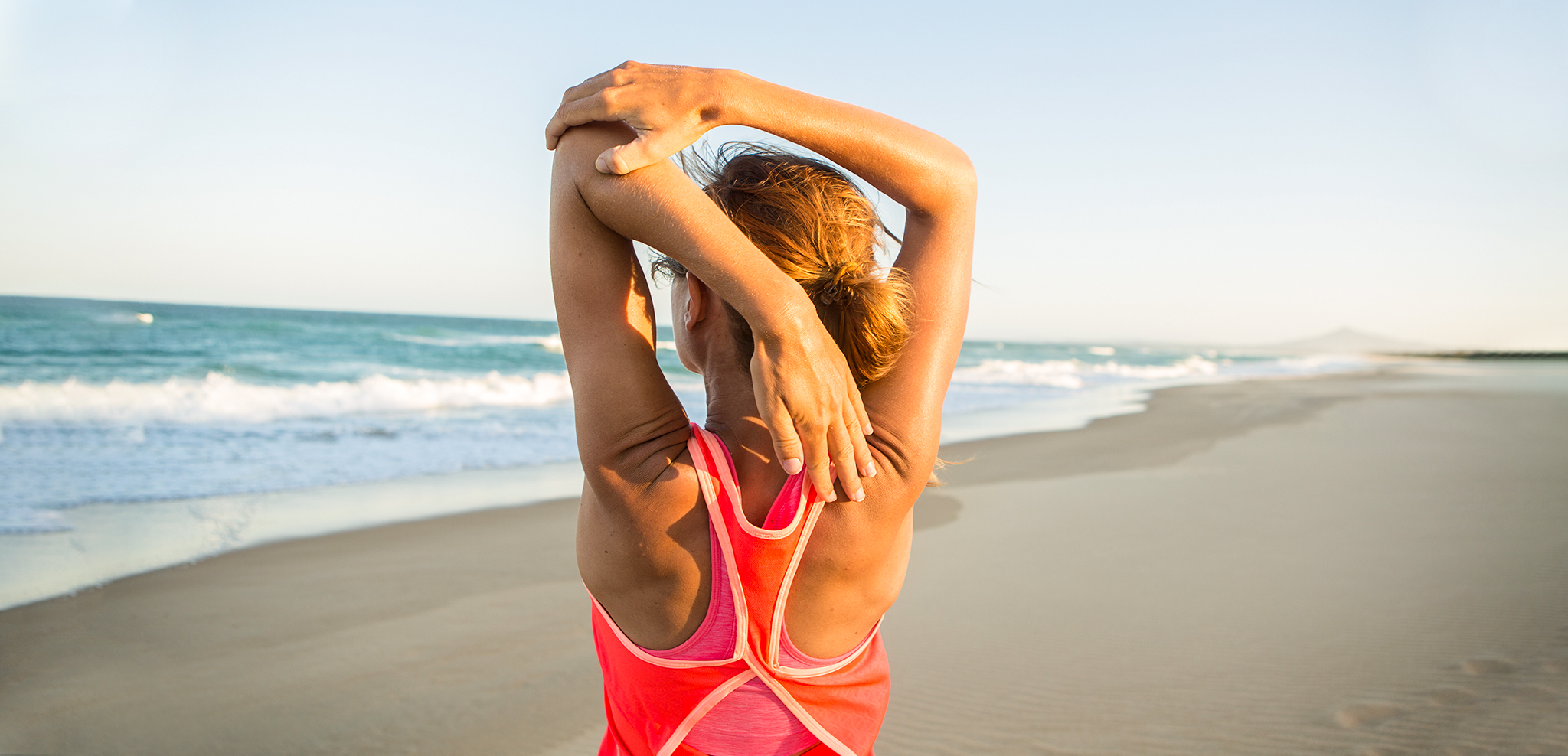 Workout on the Beach to Get Greater Results and Better Mood