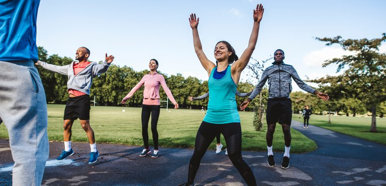 Thanksgiving Workout To Enjoy The Holiday Guilt-Free