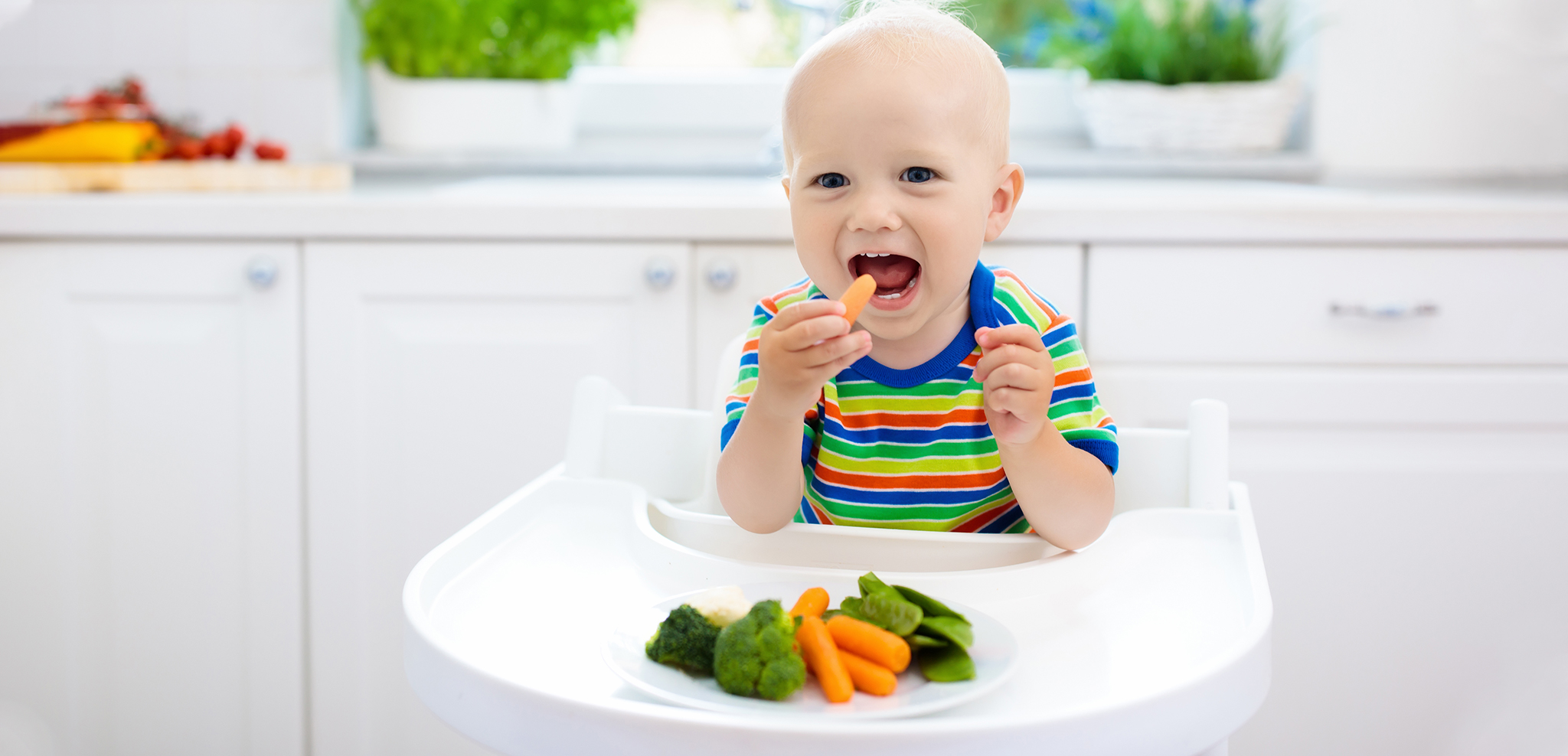 How to Get Your Kids to Eat Veggies With Joy and Pleasure