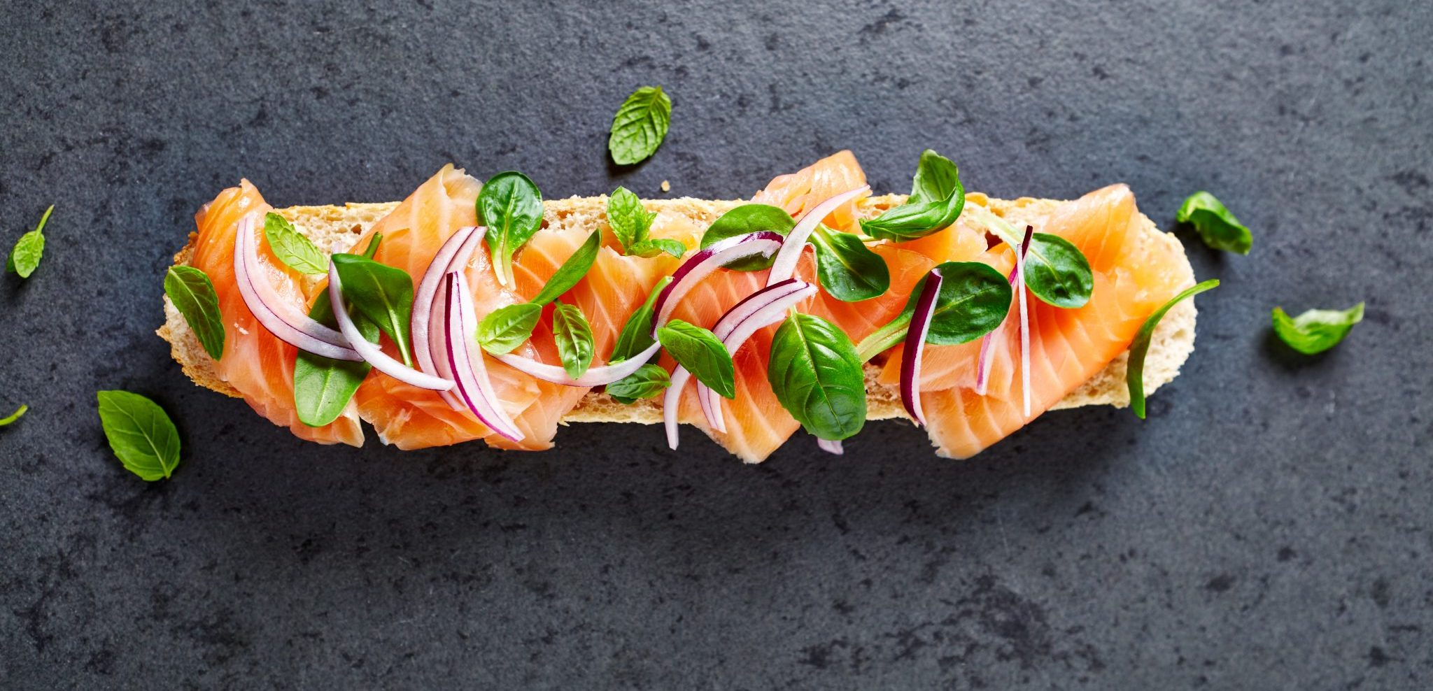 The Big Fish: Calories and Health Benefits of Eating Lox