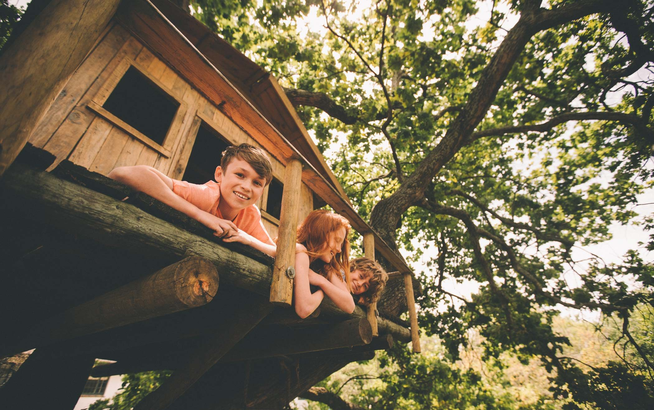 tree house fun