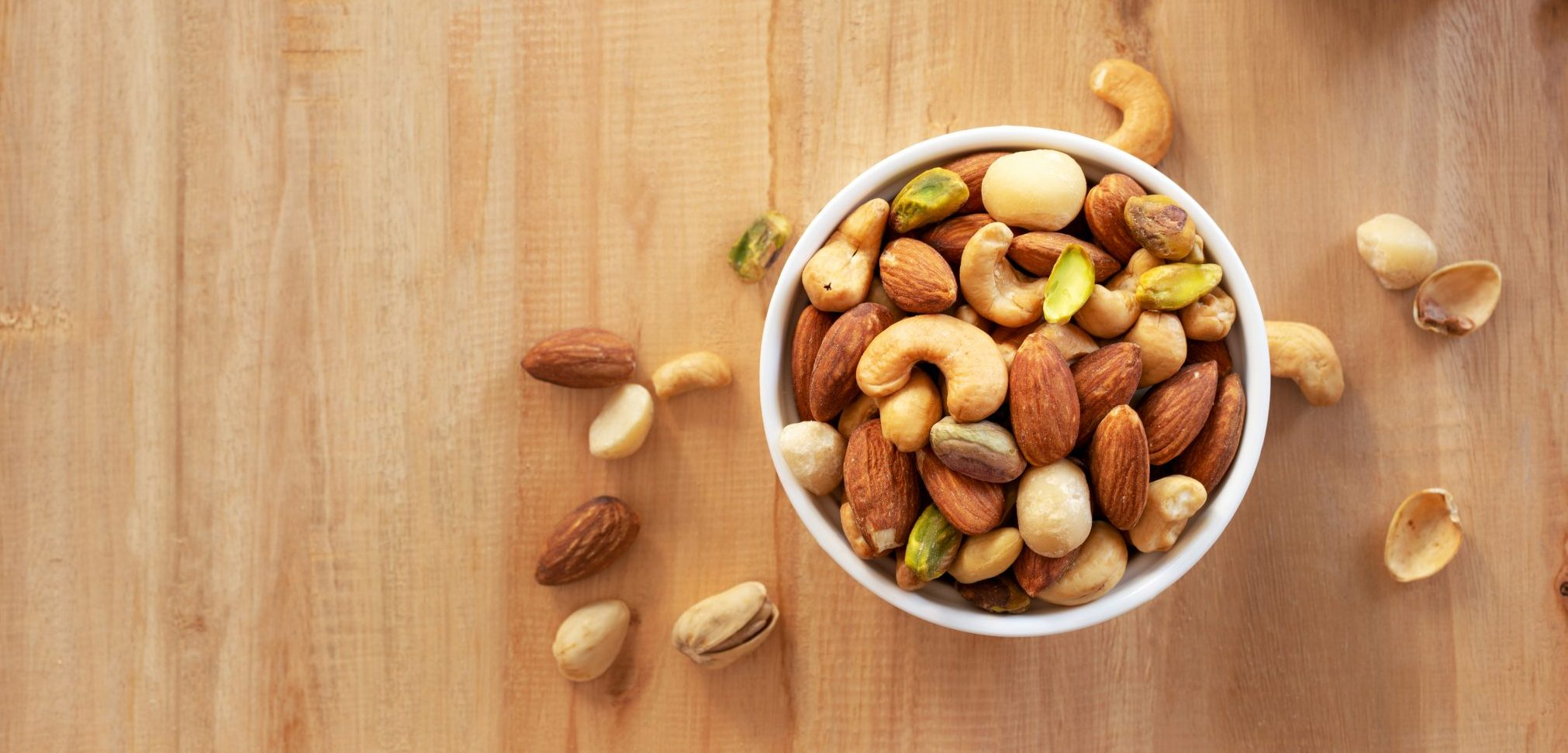 Go Nuts for Powerful Health Benefits of These 10 Top Nuts