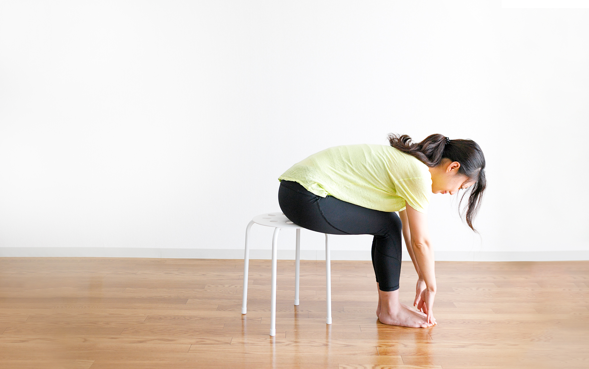 Chair yoga poses are adapted in a way which allows seniors and those with restricted mobility to engage and gain the many benefits of the yoga practice.