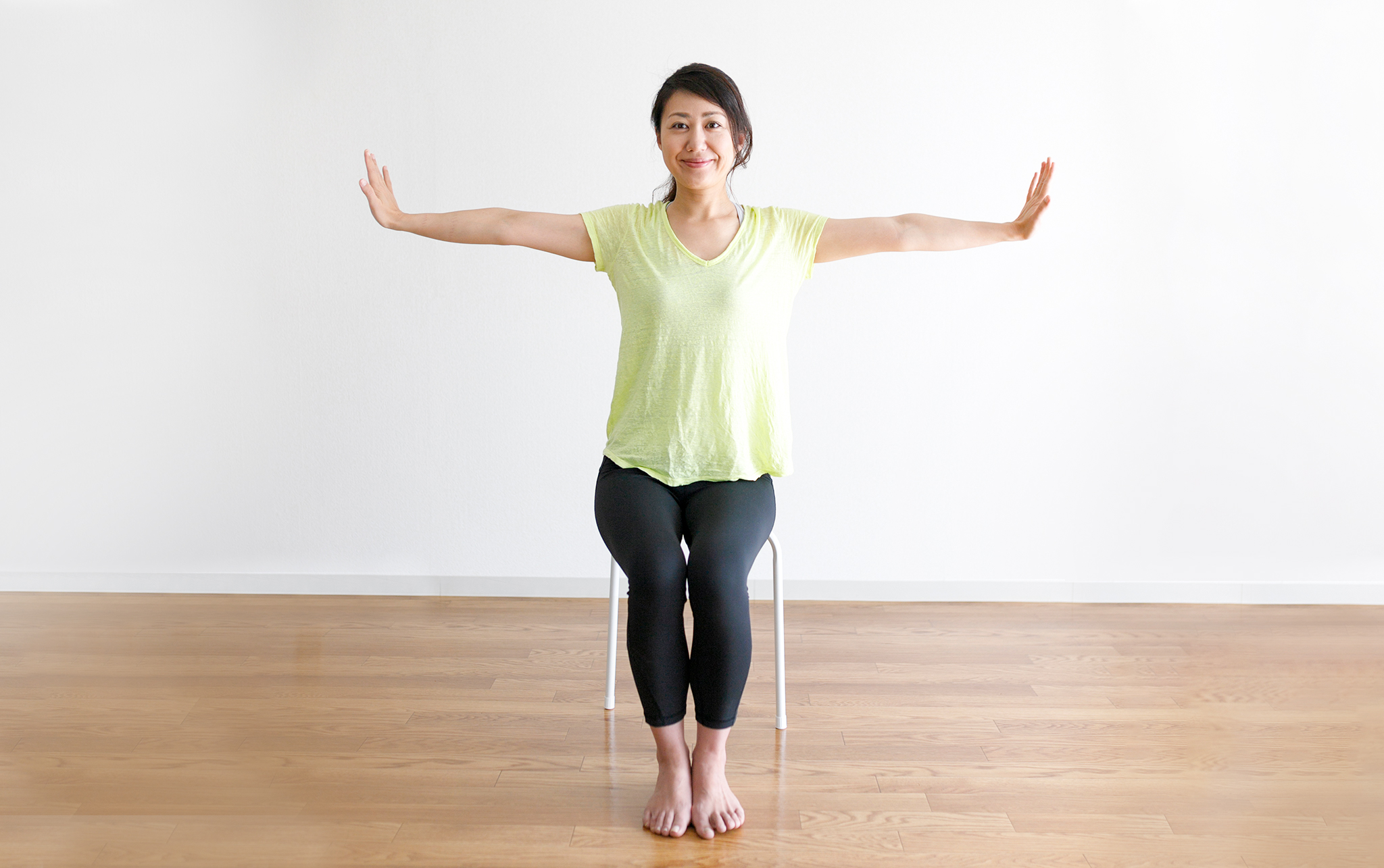Chair Yoga 7 Postures You Can Do While Sitting In A Chair