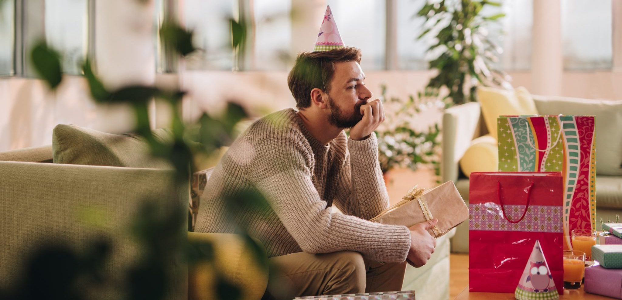 Feeling Sad on Your Birthday? Here's What You Can Do