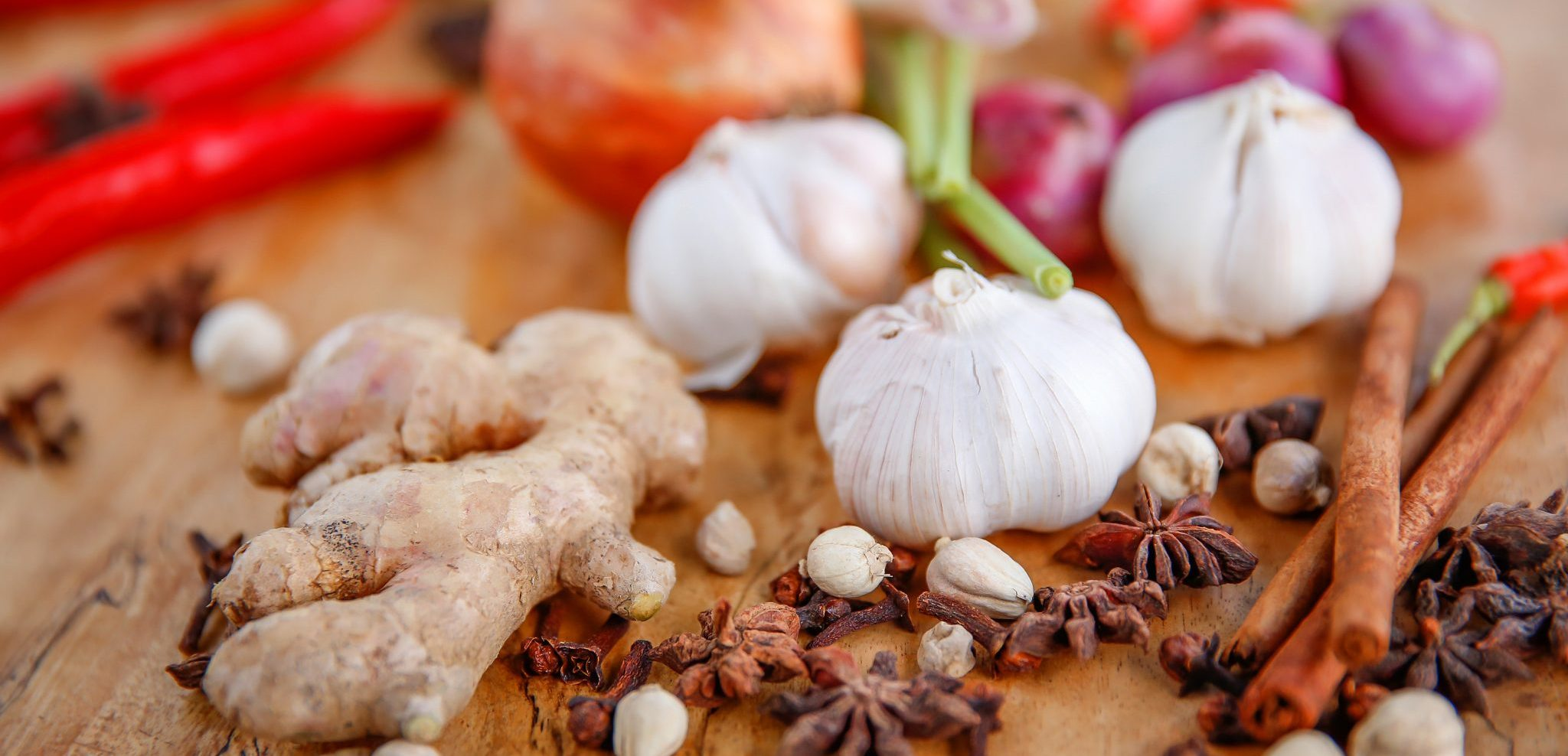 Natural Antibiotics that You May Find in Your Own Kitchen