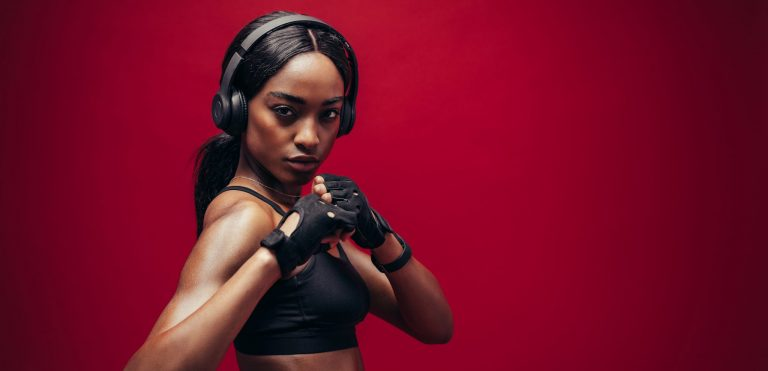 Shadow Boxing Workout for Stronger Body and Focused Mind