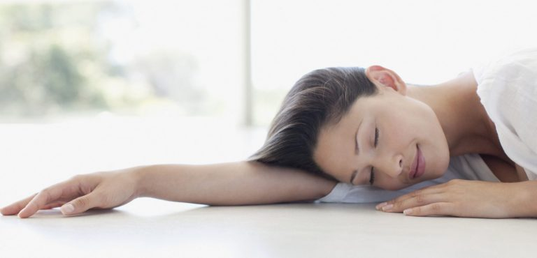 Sleeping on the Ground Might Be Just What Your Back Needs