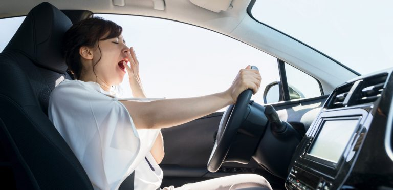 Attention: How to Avoid Falling Asleep While Driving