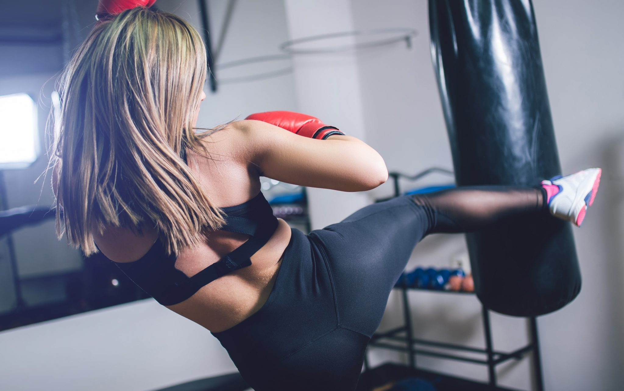 boxing muscles