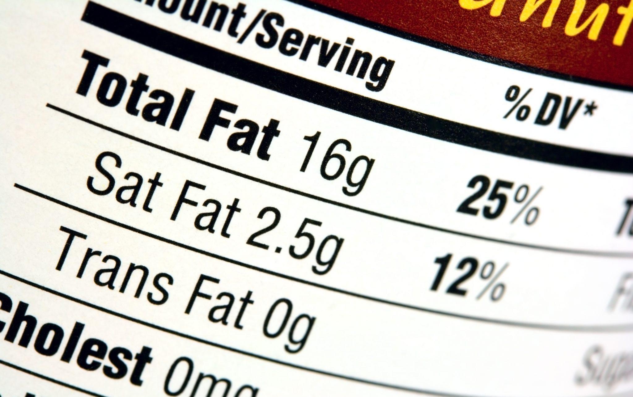 low fats