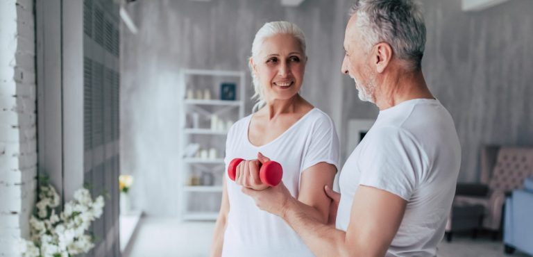 What You Can Do About Sarcopenia (Muscle Loss with Age)