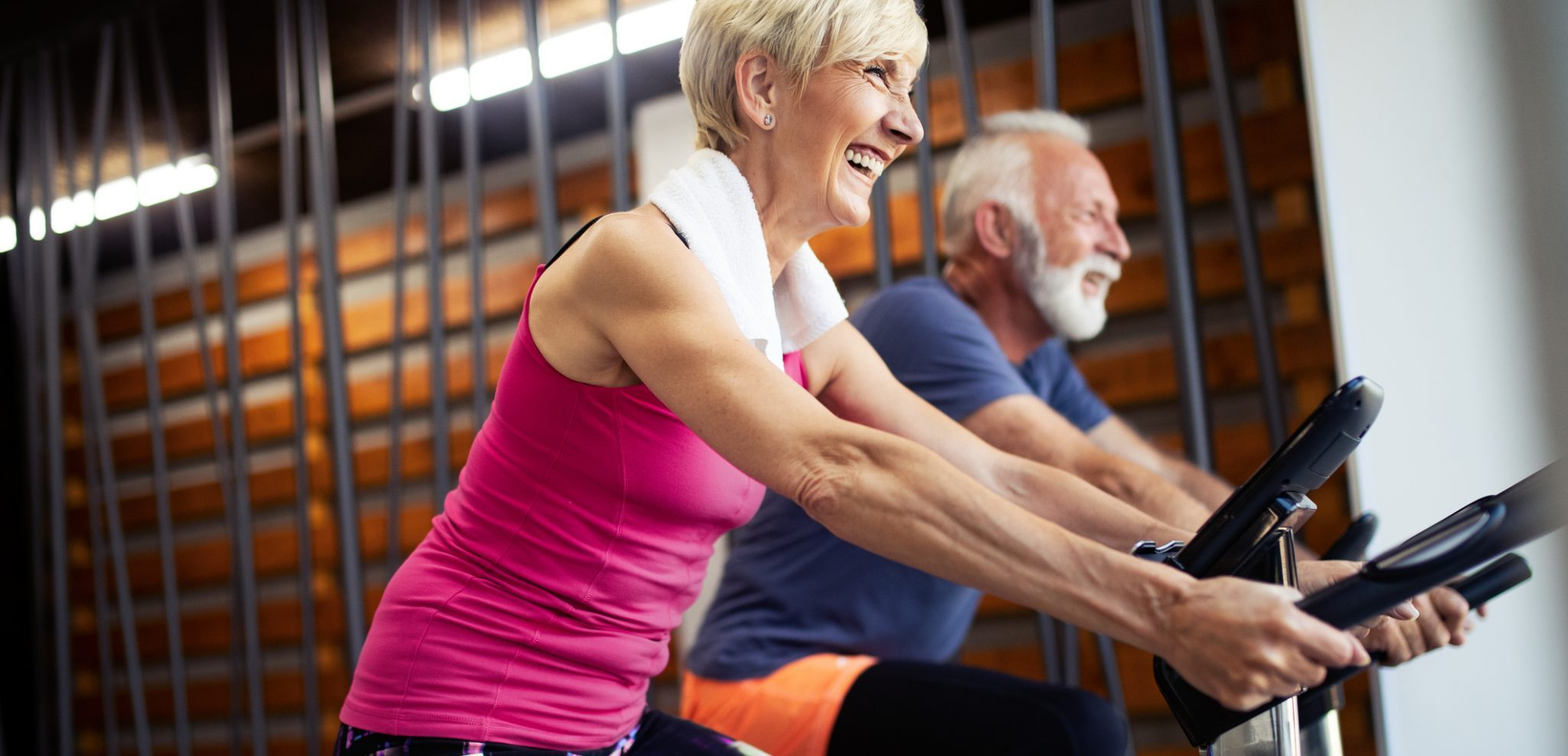 Time to Try High Intensity Interval Training for Seniors?