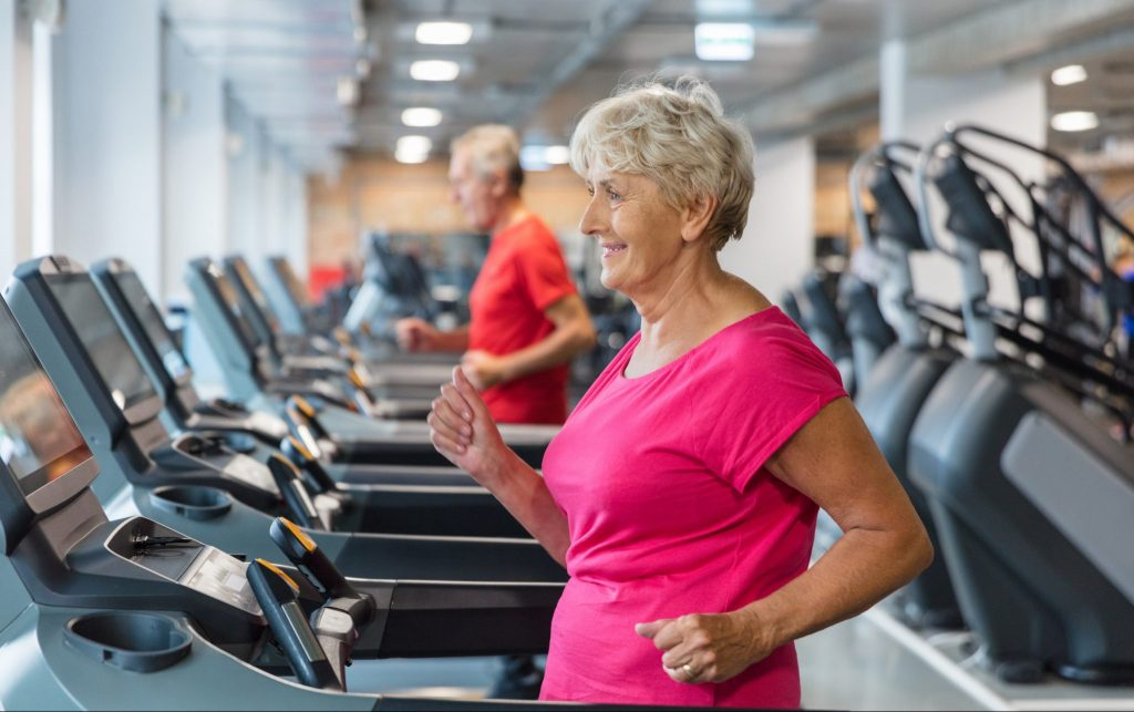 treadmill for seniors