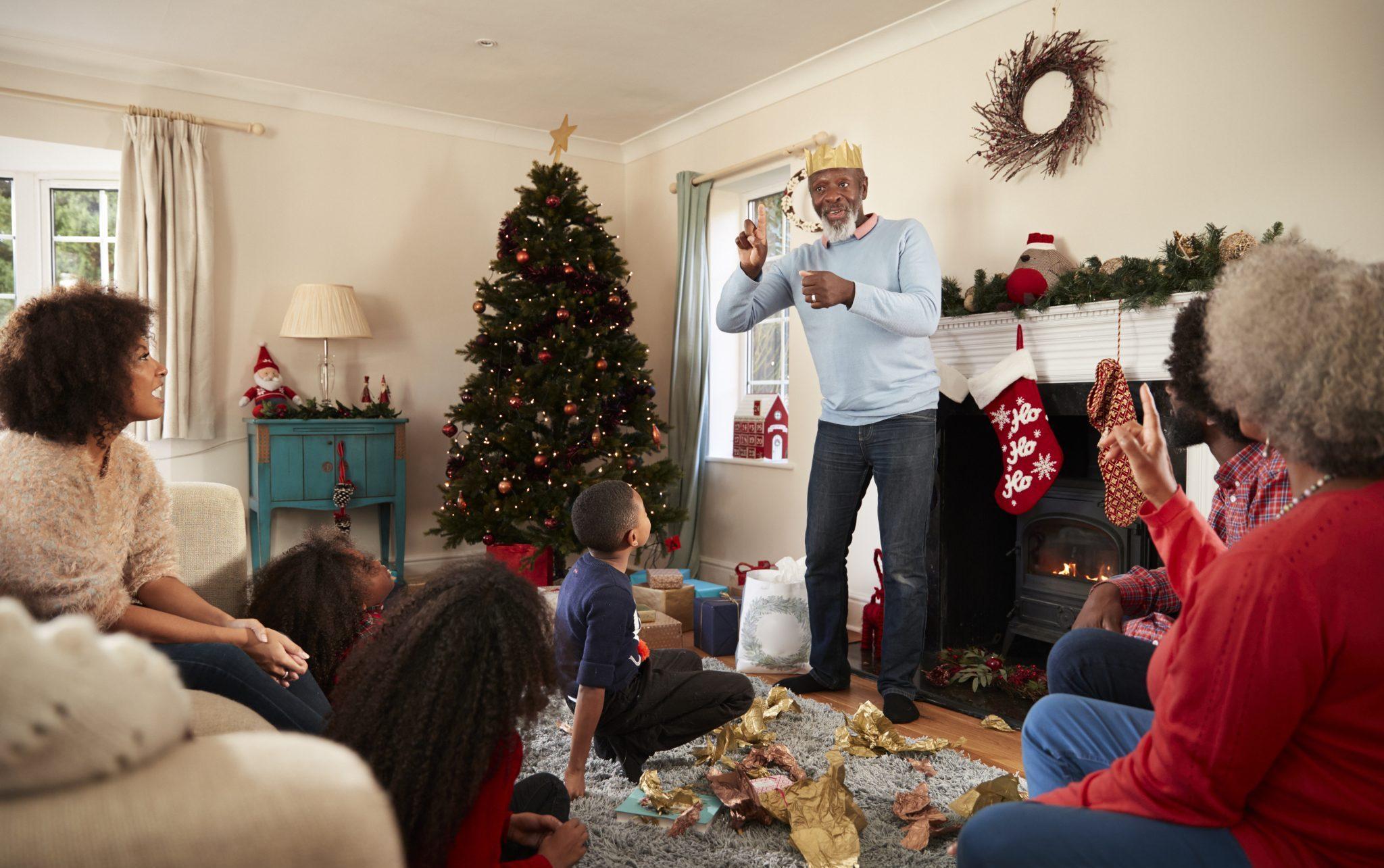 charades Christmas