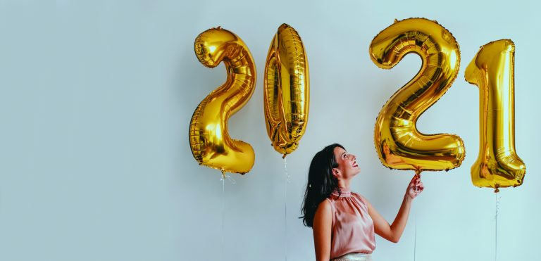 Rockin' into the New Year: Top 3 Habits for 2021